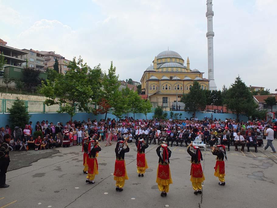 Gebze'de karne heyecanı 3