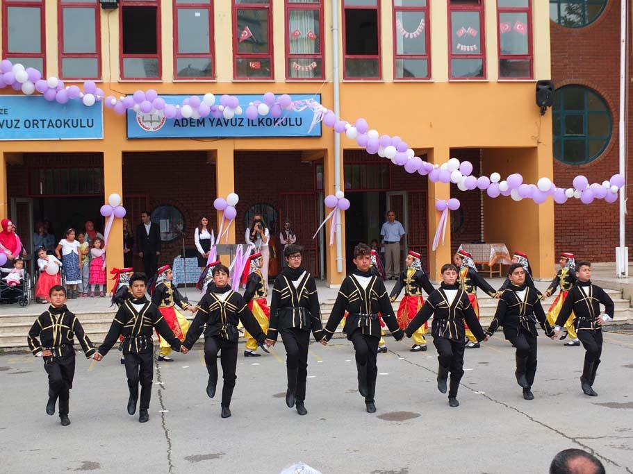 Gebze'de karne heyecanı 4