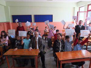 Gebze'de karne heyecanı