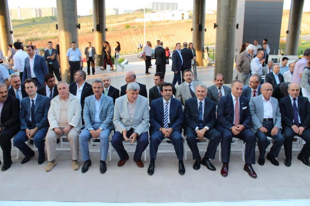 GOSB Cami açıldı galerisi resim 3