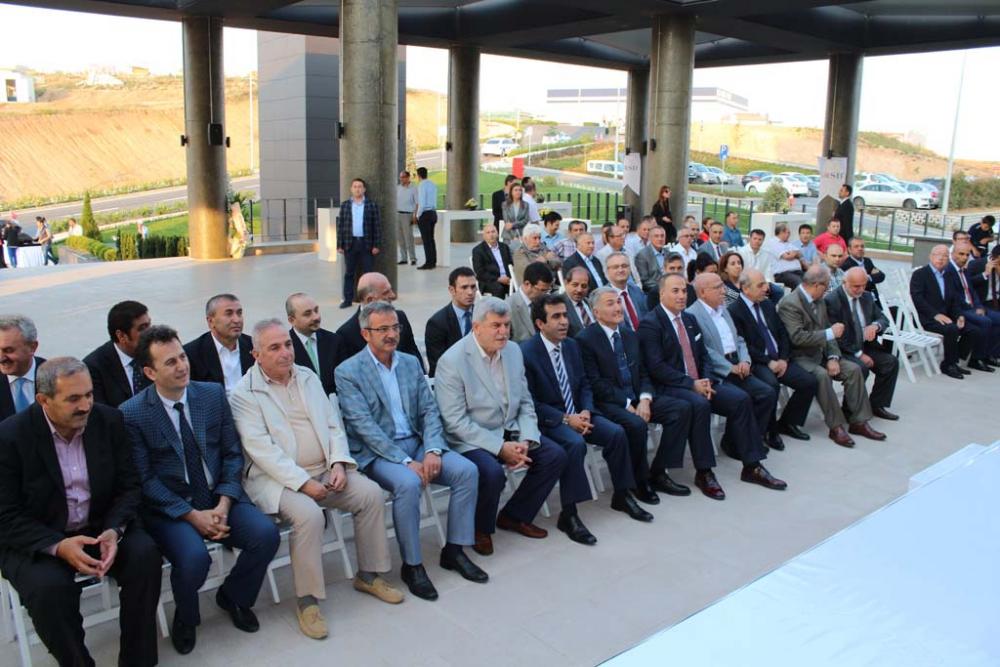 GOSB Cami açıldı 4