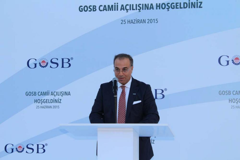 GOSB Cami açıldı 7