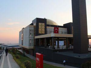 GOSB Cami açıldı