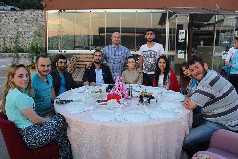 Gölkay'da iftar keyfi 3