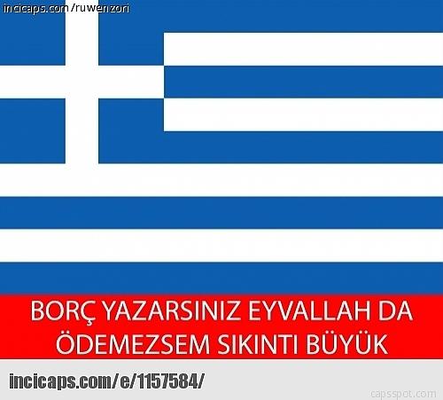 Borç Batağındaki Yunanistan İle İlgili Yapılmış 28 Caps galerisi resim 18
