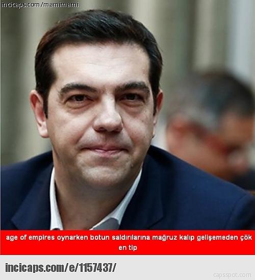 Borç Batağındaki Yunanistan İle İlgili Yapılmış 28 Caps 8