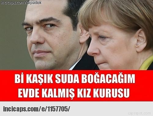 Borç Batağındaki Yunanistan İle İlgili Yapılmış 28 Caps 9
