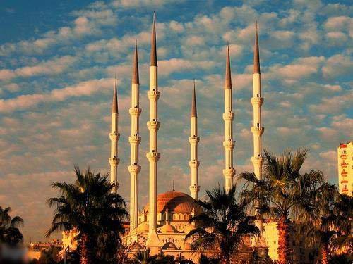 Türkiye ve Dünyanın En Güzel Camileri 14