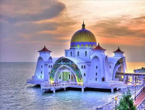 Türkiye ve Dünyanın En Güzel Camileri 3