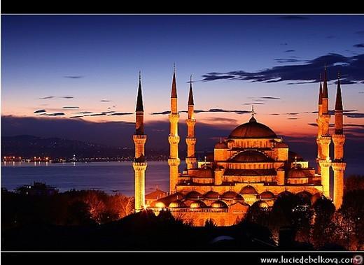 Türkiye ve Dünyanın En Güzel Camileri 4