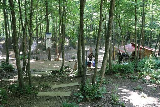 Türkiye'ye örnek kamp merkezi; Diriliş 6