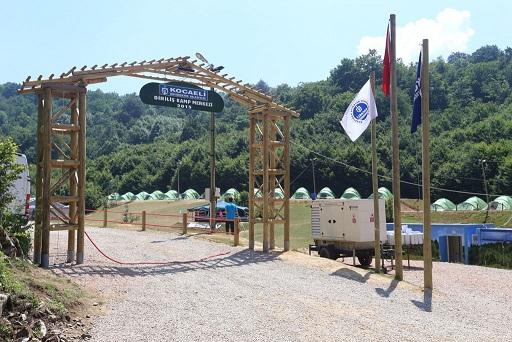 Türkiye'ye örnek kamp merkezi; Diriliş 7