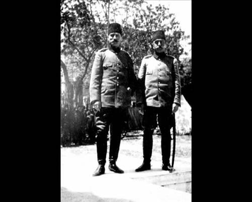 Atatürk'ün Hiç Görülmemiş Fotoğrafları 11