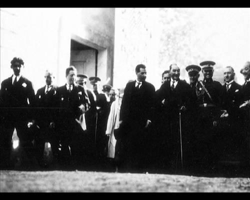 Atatürk'ün Hiç Görülmemiş Fotoğrafları 14