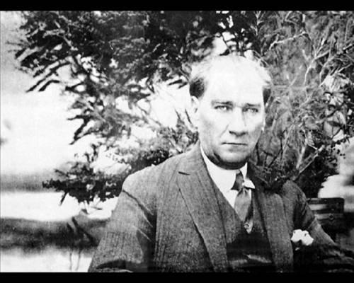 Atatürk'ün Hiç Görülmemiş Fotoğrafları 15