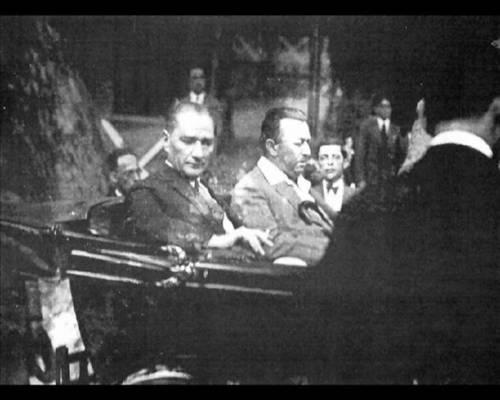 Atatürk'ün Hiç Görülmemiş Fotoğrafları 16