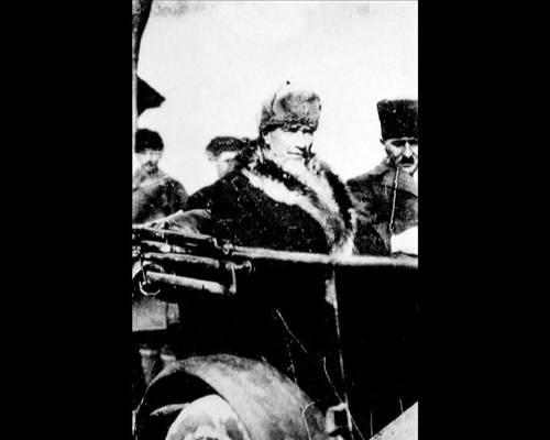Atatürk'ün Hiç Görülmemiş Fotoğrafları 2