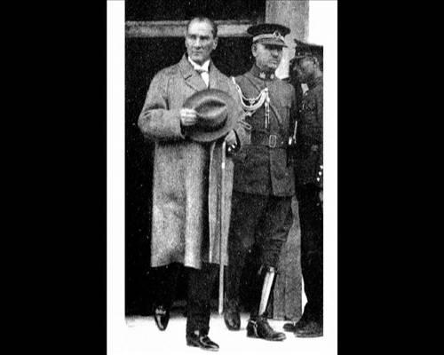 Atatürk'ün Hiç Görülmemiş Fotoğrafları 7