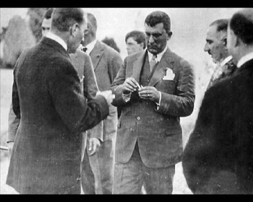 Atatürk'ün Hiç Görülmemiş Fotoğrafları 9