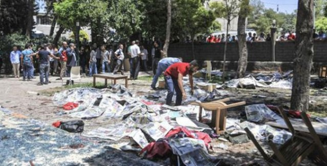 IŞİD kurulduğundan beri Türkiye'ye saldırıyor 4