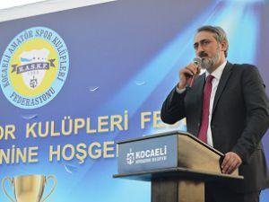 KASKF KUPA VE PLAKET TÖRENİ