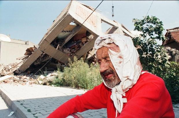 17 Ağustos Depremi'nin 16.yılı 1