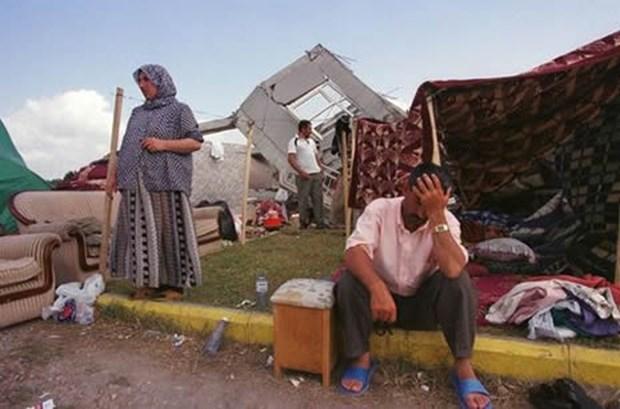 17 Ağustos Depremi'nin 16.yılı 14