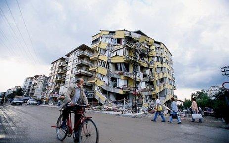 17 Ağustos Depremi'nin 16.yılı 22