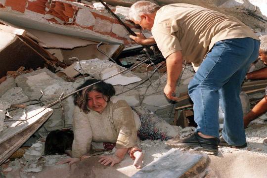 17 Ağustos Depremi'nin 16.yılı 26