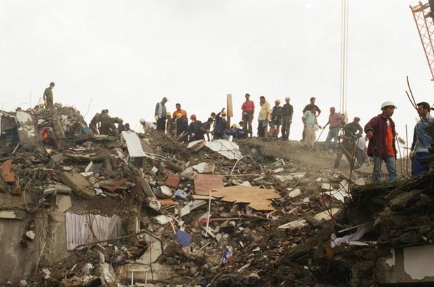 17 Ağustos Depremi'nin 16.yılı 28