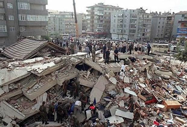 17 Ağustos Depremi'nin 16.yılı 31