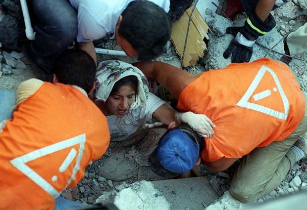 17 Ağustos Depremi'nin 16.yılı 32