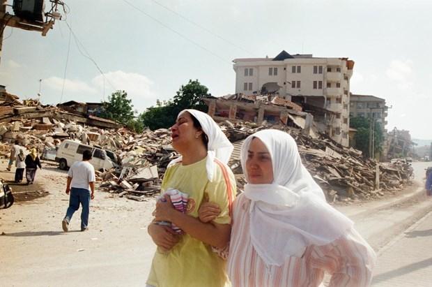 17 Ağustos Depremi'nin 16.yılı 35