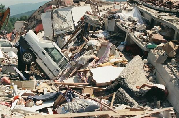17 Ağustos Depremi'nin 16.yılı 37