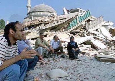 17 Ağustos Depremi'nin 16.yılı 40