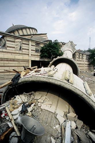 17 Ağustos Depremi'nin 16.yılı 42