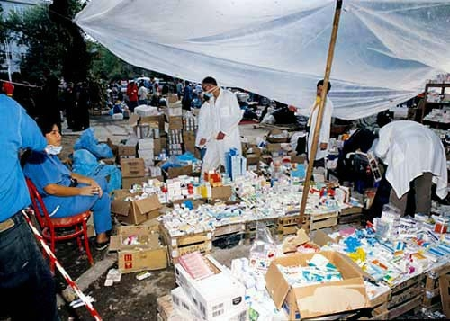17 Ağustos Depremi'nin 16.yılı 44