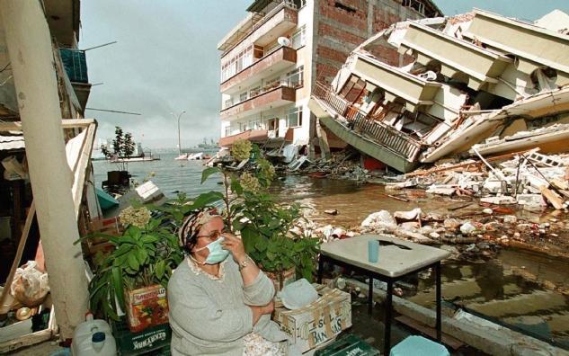 17 Ağustos Depremi'nin 16.yılı 46