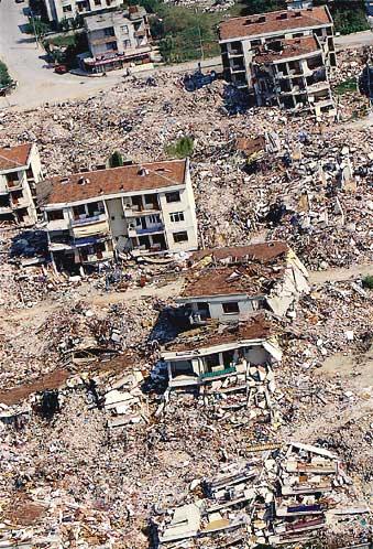 17 Ağustos Depremi'nin 16.yılı 48