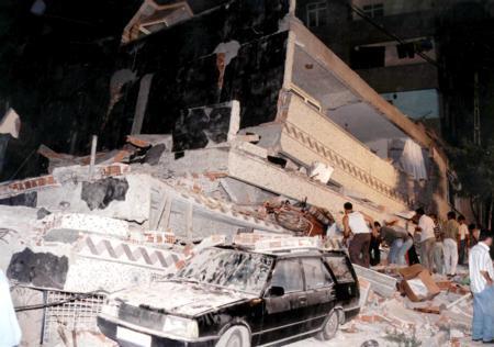 17 Ağustos Depremi'nin 16.yılı 5