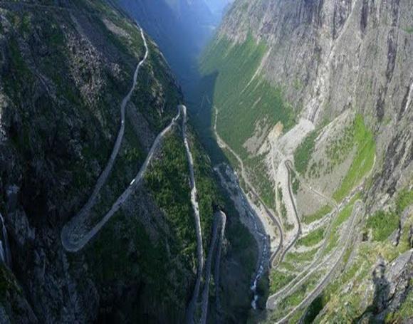 Dünyanın en güzel yolları 8