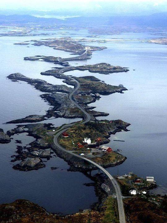 Dünyanın en güzel yolları 9