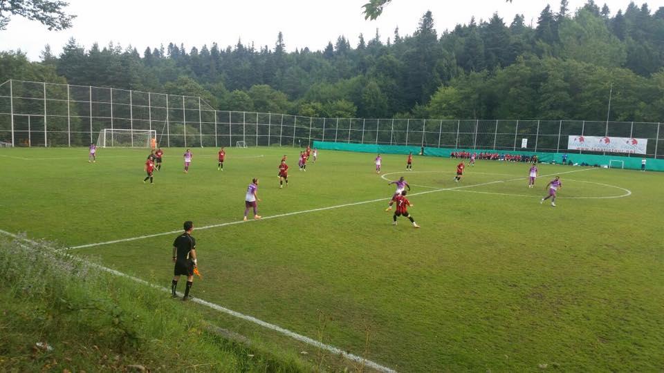 GEBZESPOR 2-0 BEYKÖY BELEDİYESPOR 1