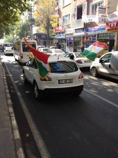 Barzani, Tatlıses, Perver ve Erdoğan 1