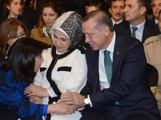 Barzani, Tatlıses, Perver ve Erdoğan 11