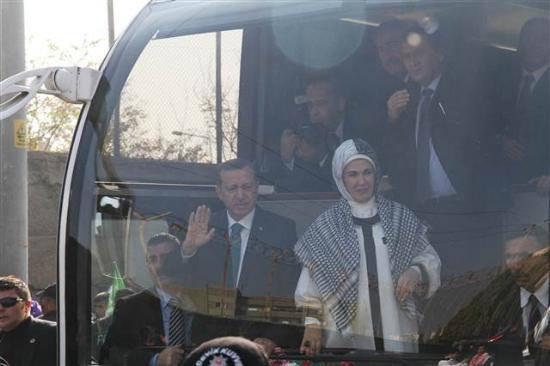 Barzani, Tatlıses, Perver ve Erdoğan 12