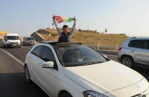 Barzani, Tatlıses, Perver ve Erdoğan 13