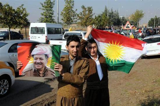 Barzani, Tatlıses, Perver ve Erdoğan 14
