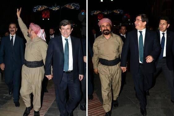 Barzani, Tatlıses, Perver ve Erdoğan 15