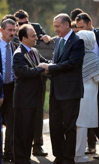 Barzani, Tatlıses, Perver ve Erdoğan 16